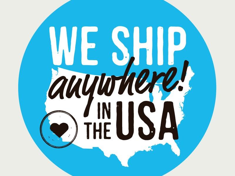 We Ship Anywhere